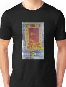 Jethro tull tour  Unisex T-Shirt