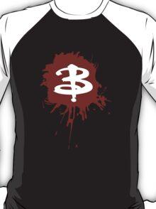Buffy The Vampire Slayer 'B' T-Shirt
