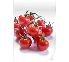 Sun kissed Tomatoes Poster