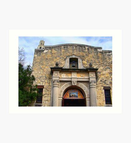 The Alamo Art Print