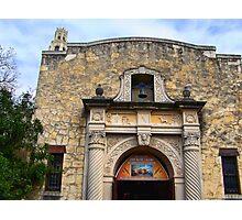 The Alamo Photographic Print