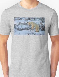 Yoga Bear start standing Unisex T-Shirt