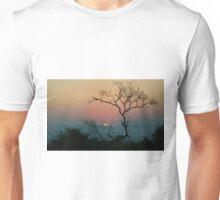 Tree Watching The Perfect Sunset Unisex T-Shirt