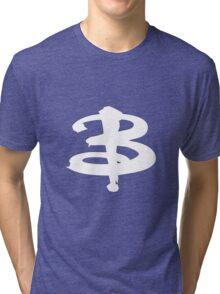 Buffy The Vampire Slayer 'B' v2.0 Tri-blend T-Shirt