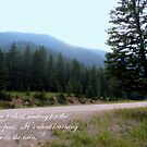 Beautiful Scenery With Quote by kkphoto1