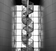 Pearl Stairs by Ólafur Már Sigurðsson