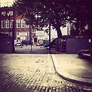 Mitre Square, London by Cameron Hampton