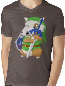 Cubone's cosplay Mens V-Neck T-Shirt