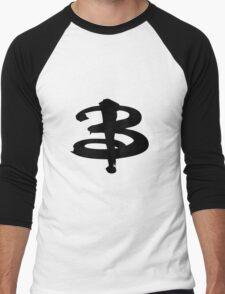 Buffy The Vampire Slayer 'B' v3.0 Men's Baseball ¾ T-Shirt