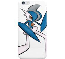 Shiny Gallade - Pokemon Fan Art iPhone Case/Skin
