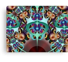 Office Party  (FSK3841) Canvas Print