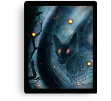 firefly friends Canvas Print