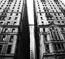 NYC Buildings by twoboos
