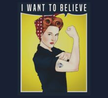 Scully the riveter by leeminkyo