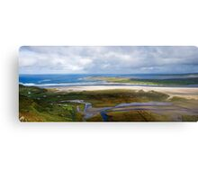 Loughros bay Metal Print
