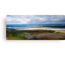 Loughros bay Canvas Print