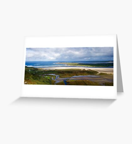 Loughros bay Greeting Card