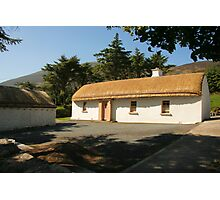 Glencolmcille cottage Photographic Print