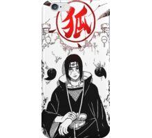 King of the Uchiha Clan iPhone Case/Skin