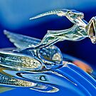 "1933 Chrysler Imperial ""Gazelle"" Hood Ornament by Jill Reger"