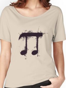 Pi note Women's Relaxed Fit T-Shirt