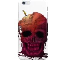 Skull Candle iPhone Case/Skin