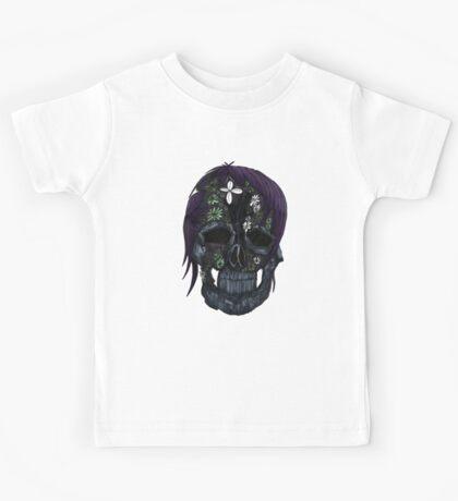 Plant Skull (2) Kids Tee