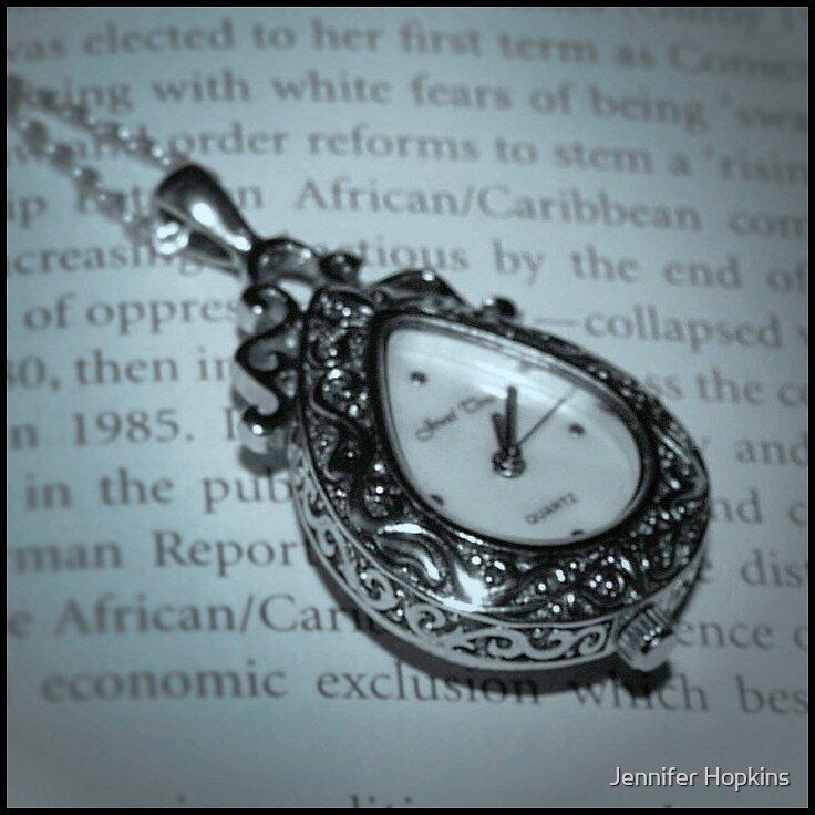 Time by Jennifer Hopkins