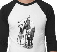 The Jazz Panda Men's Baseball ¾ T-Shirt