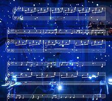 The Mirror - Blue Night - Spring Awakening by maddy b