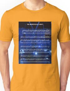 The Mirror - Blue Night - Spring Awakening Unisex T-Shirt