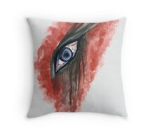 Phoenix's Cries Throw Pillow