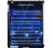 The Mirror - Blue Night - Spring Awakening iPad Case/Skin