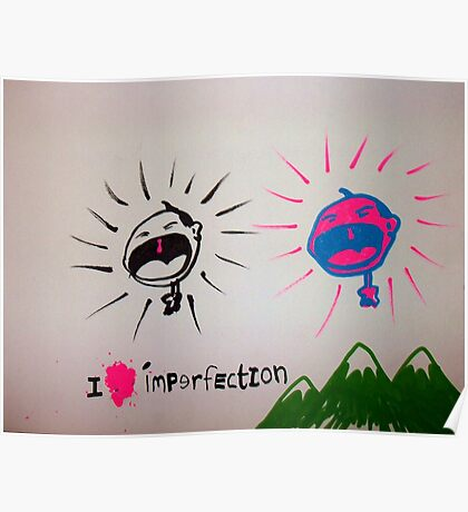 Imperfection Poster