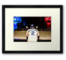 The Documentary 2 Unofficial Album Cover 2015 Framed Print