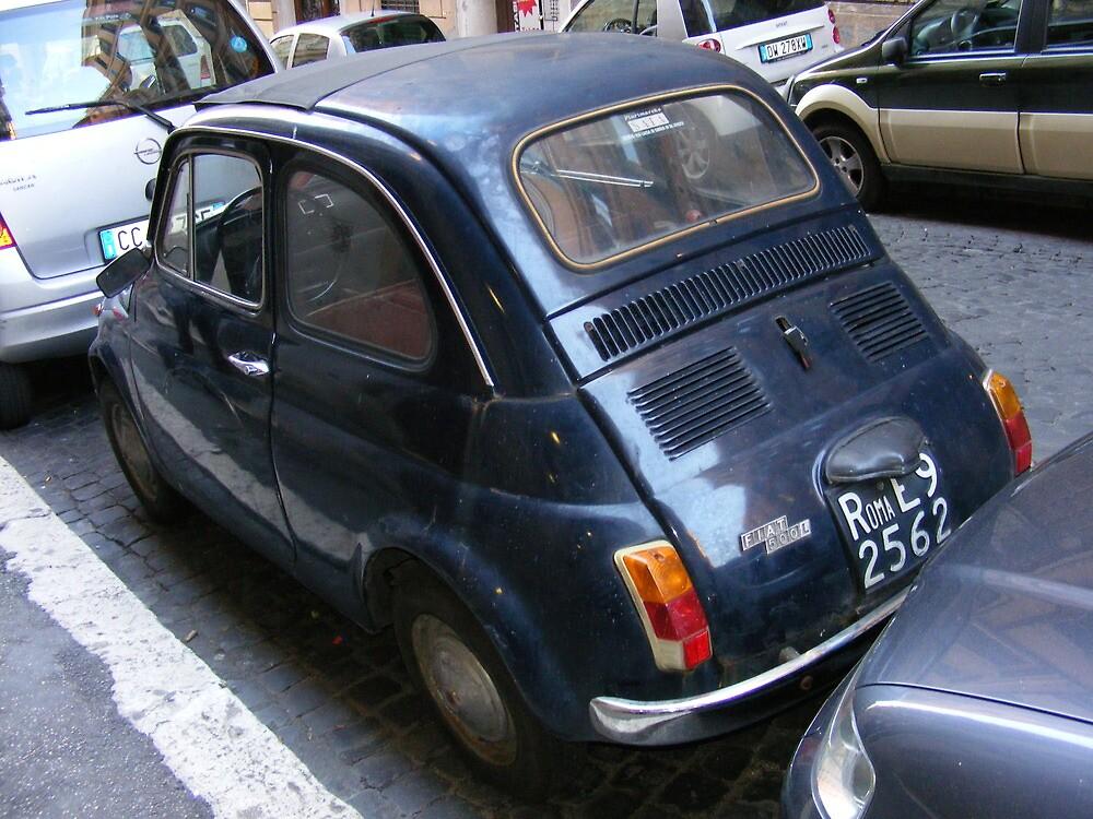 Fiat Bambino by minikin