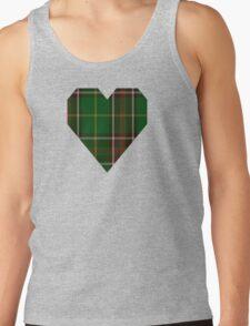 00114 Newfoundland District Tartan  T-Shirt
