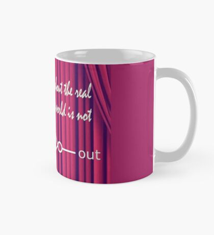 Knowing What To Discard Is Knowledge Mug
