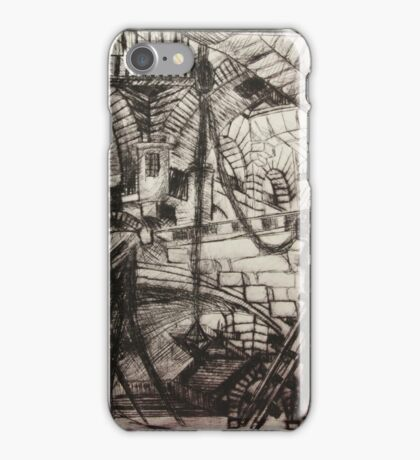 Imaginary Prisons iPhone Case/Skin