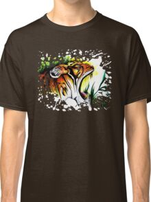 Tiger In The Wild Classic T-Shirt