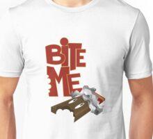 Bite Me - Chocolate Bar Unisex T-Shirt