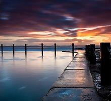 Risen - Mahon Baths, Randwick by Andrew Kerr