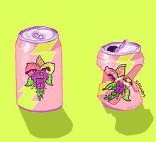 Dog Barf Soda by GraceGogarty