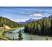 Bow River Photographic Print