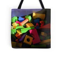 """""""Blocks"""" Tote Bag"""