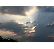 Sunset Majesty Photographic Print