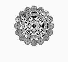 Great Mandala Women's Fitted Scoop T-Shirt