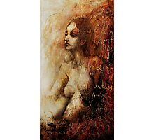 The Scarlet Woman Photographic Print