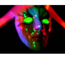 The Mask I Know Photographic Print