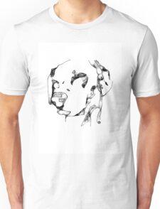 Dali Scribbler Tee Unisex T-Shirt